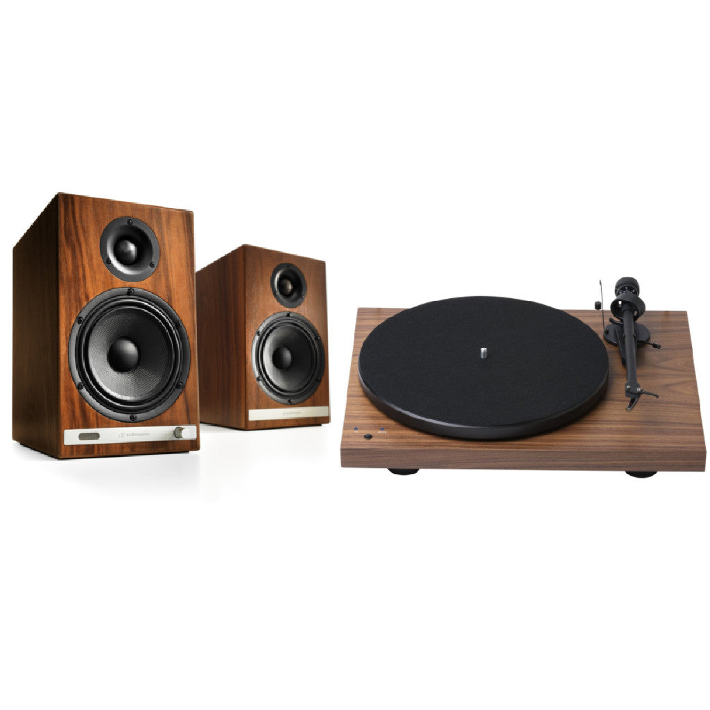 Pro-ject Recordmaster / audioengine HD6