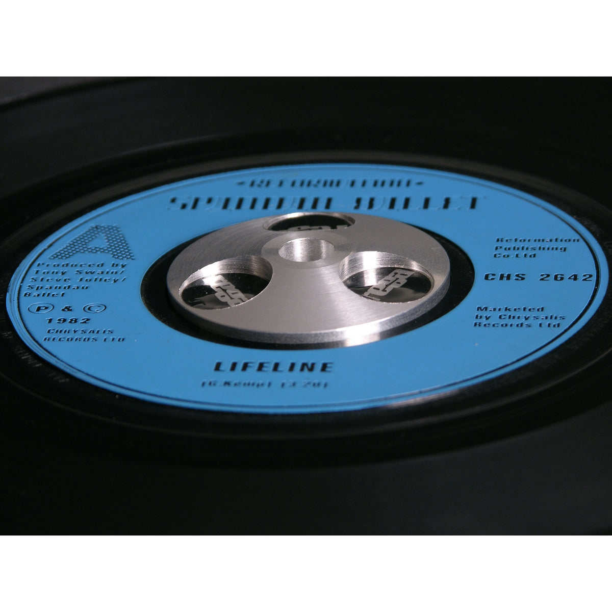 45 rpm Record Adapter