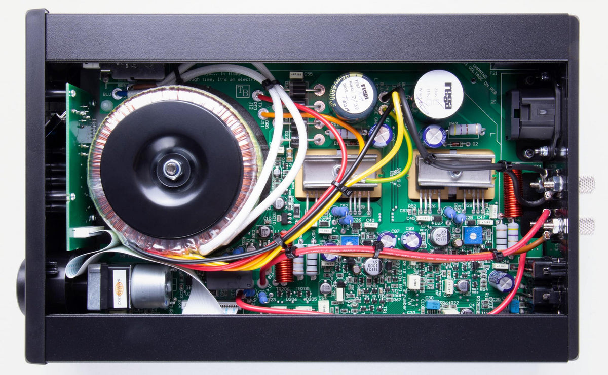 IO Integrated Amplifier