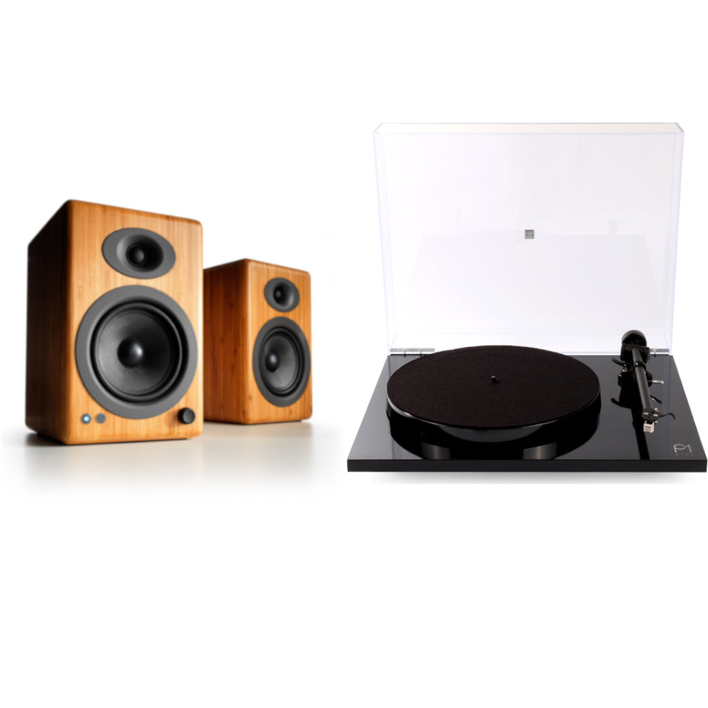 Rega Planar 1 Plus / audioengine A5/A5+
