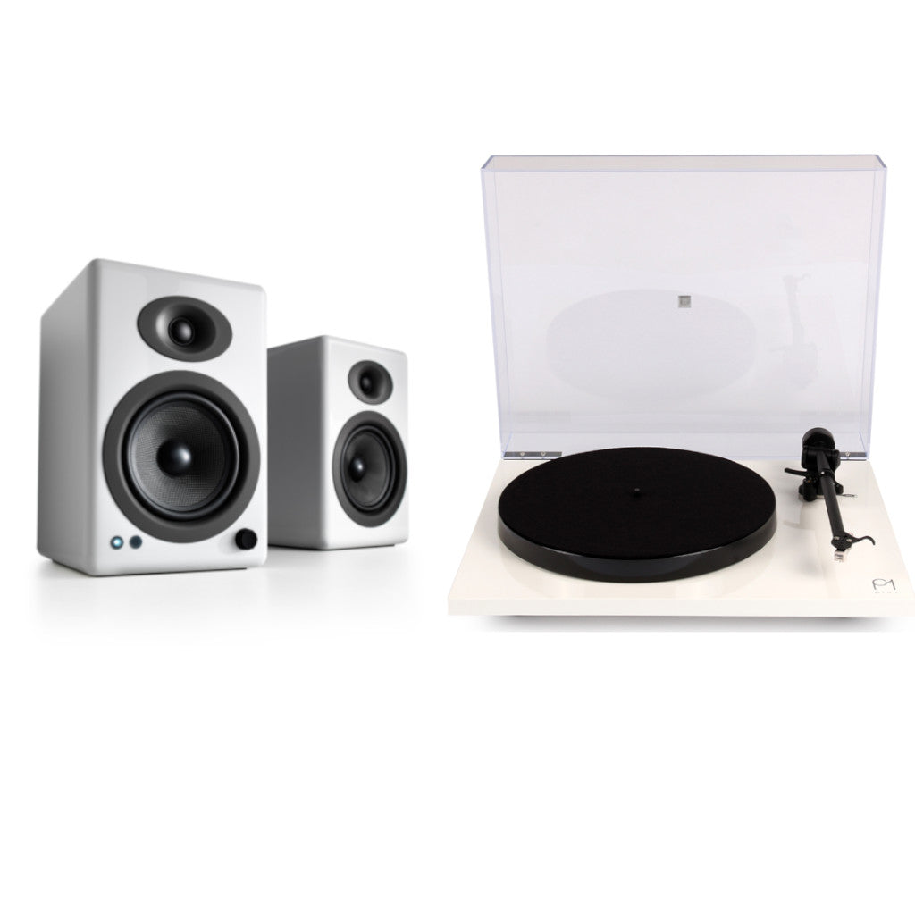 Rega Planar 1 Plus / audioengine A5+
