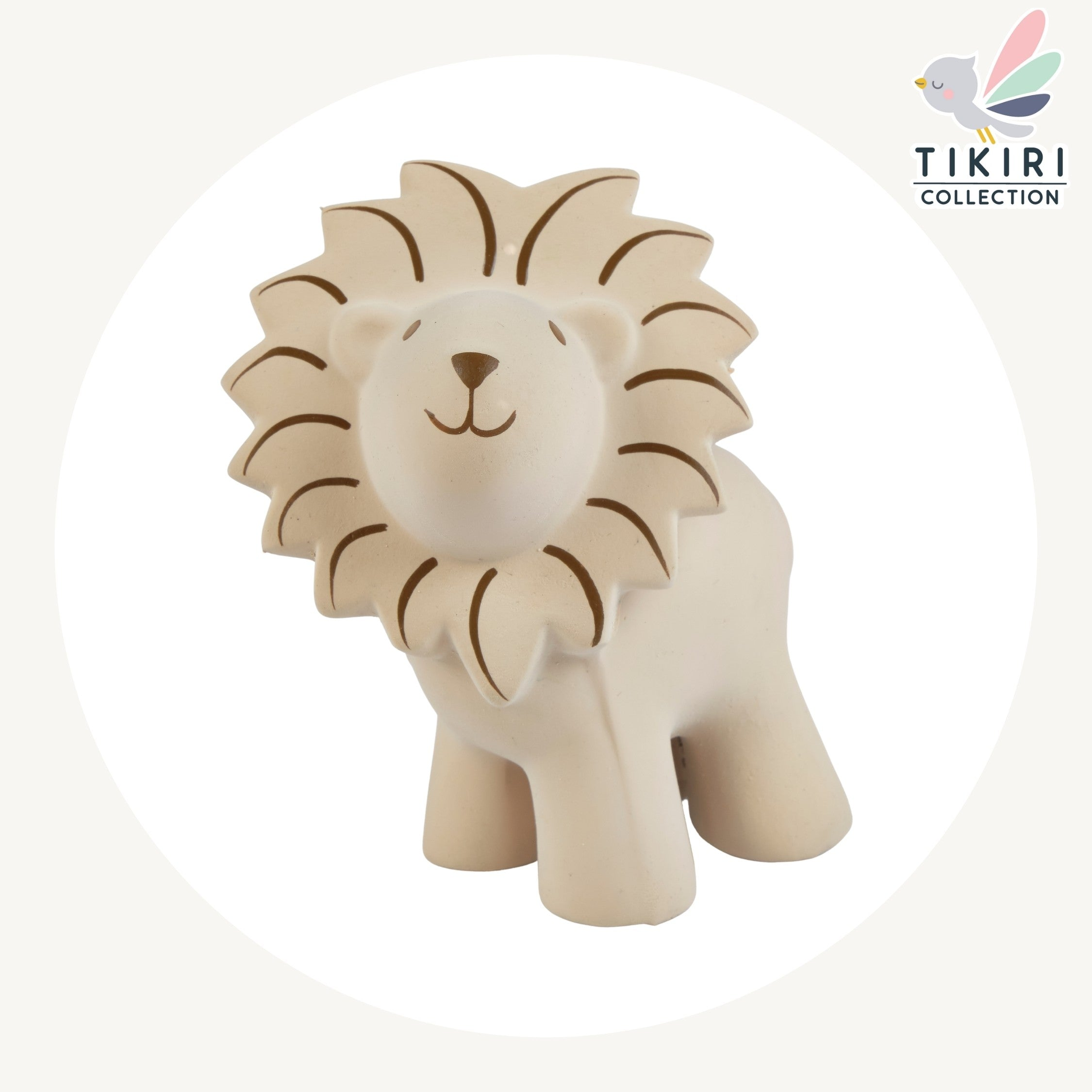 Lion baby toy