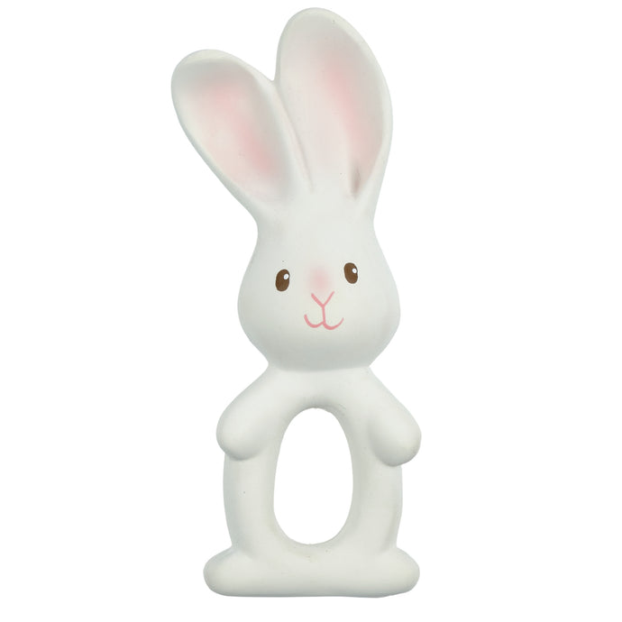 Havah the bunny baby teether toy