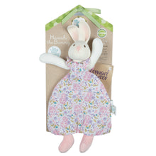 Havah the bunny baby lovey and teether toy