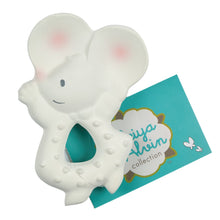 Meiya the mouse baby teether
