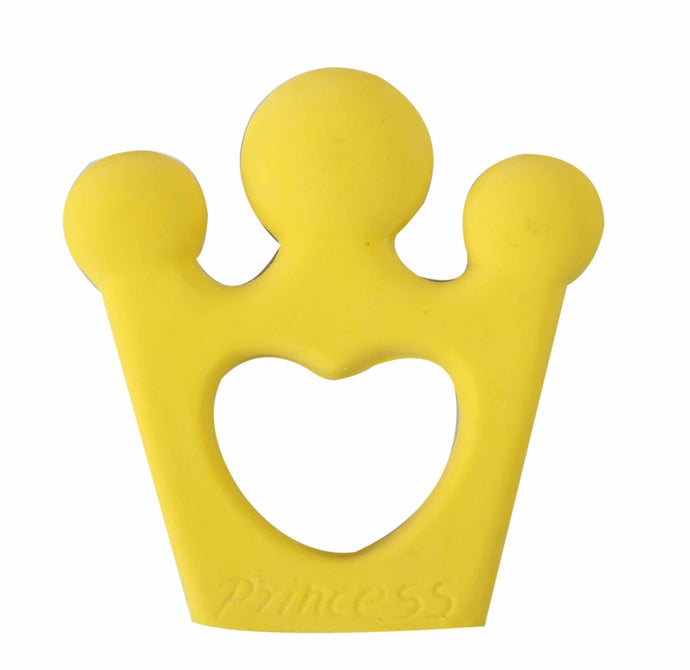 Crown Teether - Tikiri Toys