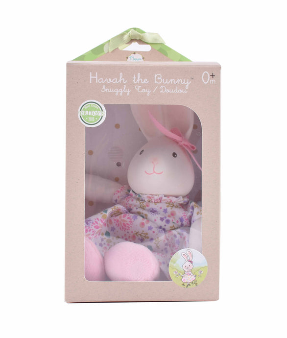 Havah Snuggly In Gift Box - Tikiri Toys
