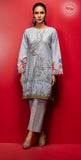 Stitched Digital Printed Embroidered Lawn Kurta with Embellishments I 1Pc Casual Pret (CP-02)