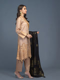 Unstitched 3pc Viscose Jacquard  Shirt and  Dupatta with vicose trouser-  Viscose Jacquard (Rc-00202)