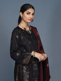 Unstitched 3pc Viscose Jacquard  Shirt and  Dupatta with vicose trouser-  Viscose Jacquard (Rc-00213)