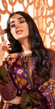 Unstitched 3pc Printed Lawn Shirt with Printed Lawn Dupatta - INAYA2 (IP-25B)