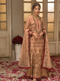 Sheer Beauty-Unstitched 3pc Heavy Embroidered Luxury Chiffon Suit (HC-00008)
