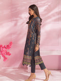 Unstitched 3pc Digital Printed Lawn Shirt & Digital Printed Lawn Dupatta with Dyed Cambric Trouser - Malabis (IP-00071)