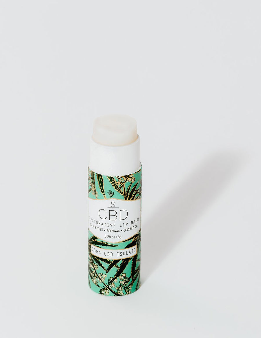 CBD Restorative Lip Balm
