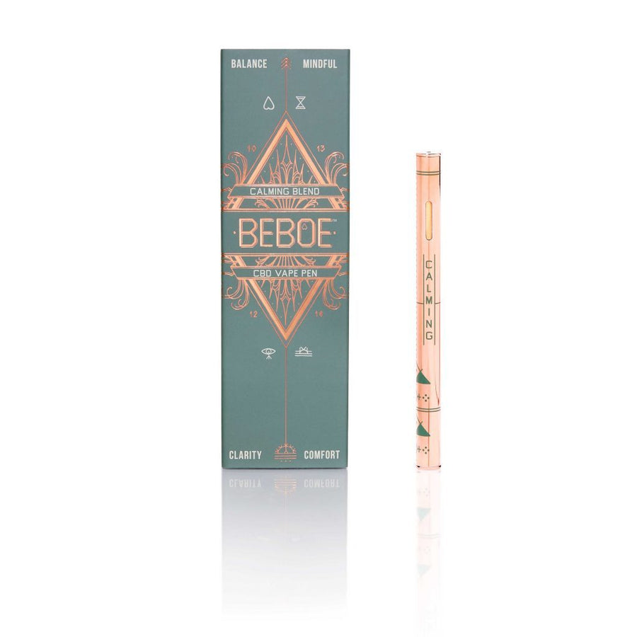 Beboe Luxury CBD Pen - Calming Blend