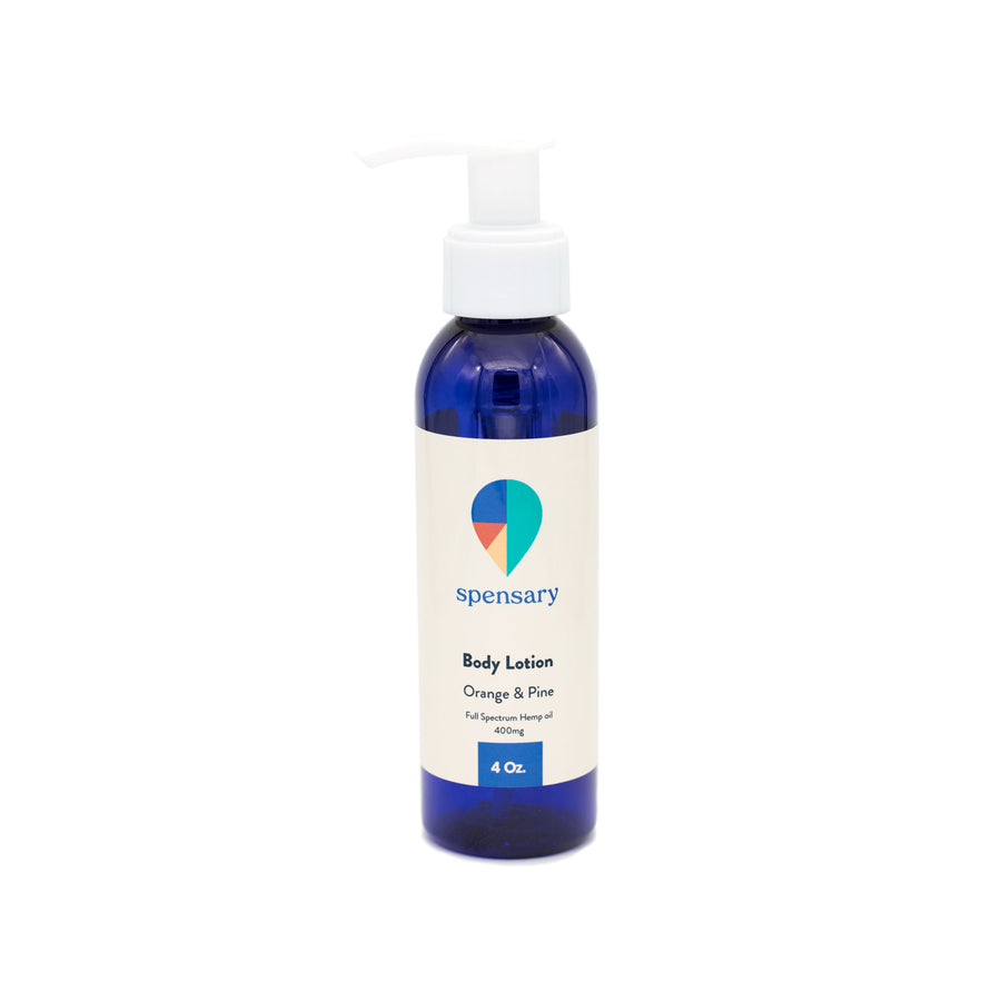 Full Spectrum Body Lotion - 4oz