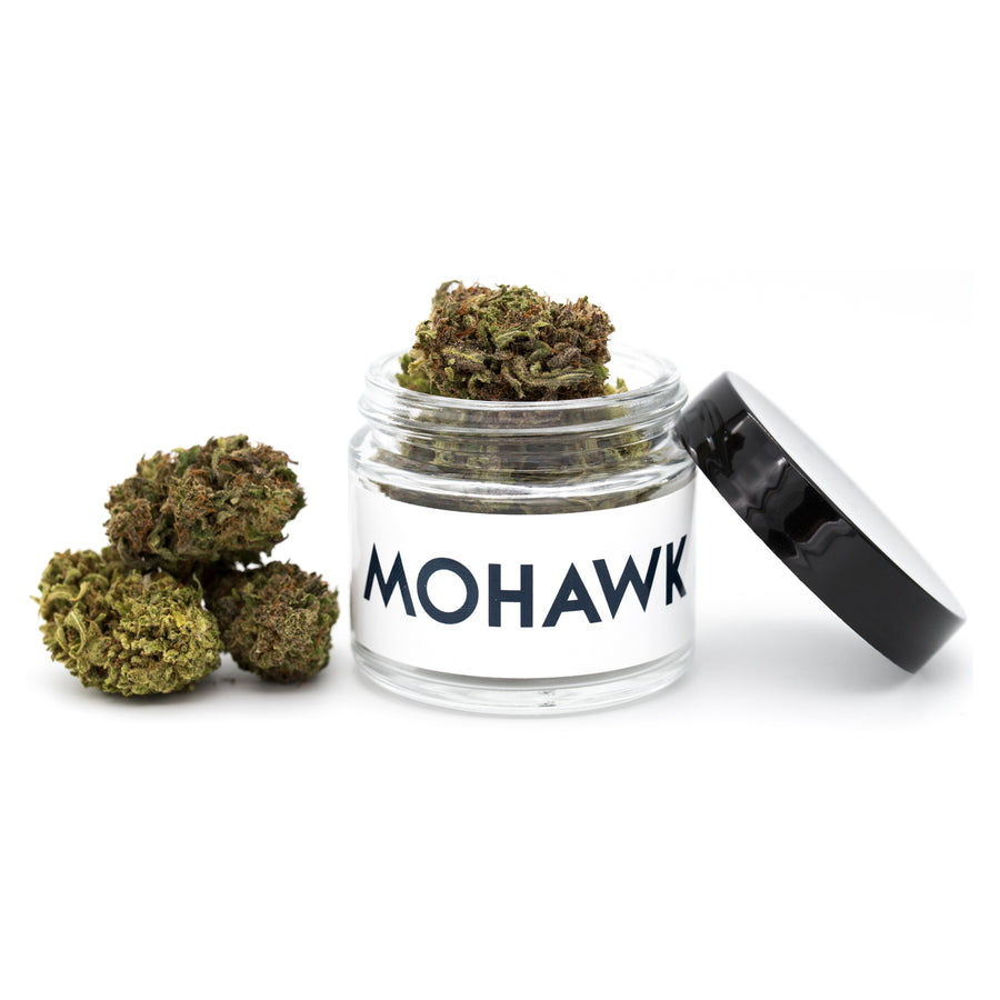 Mohawk Hemp - Hawaiian Haze - Smokable Hemp Flower