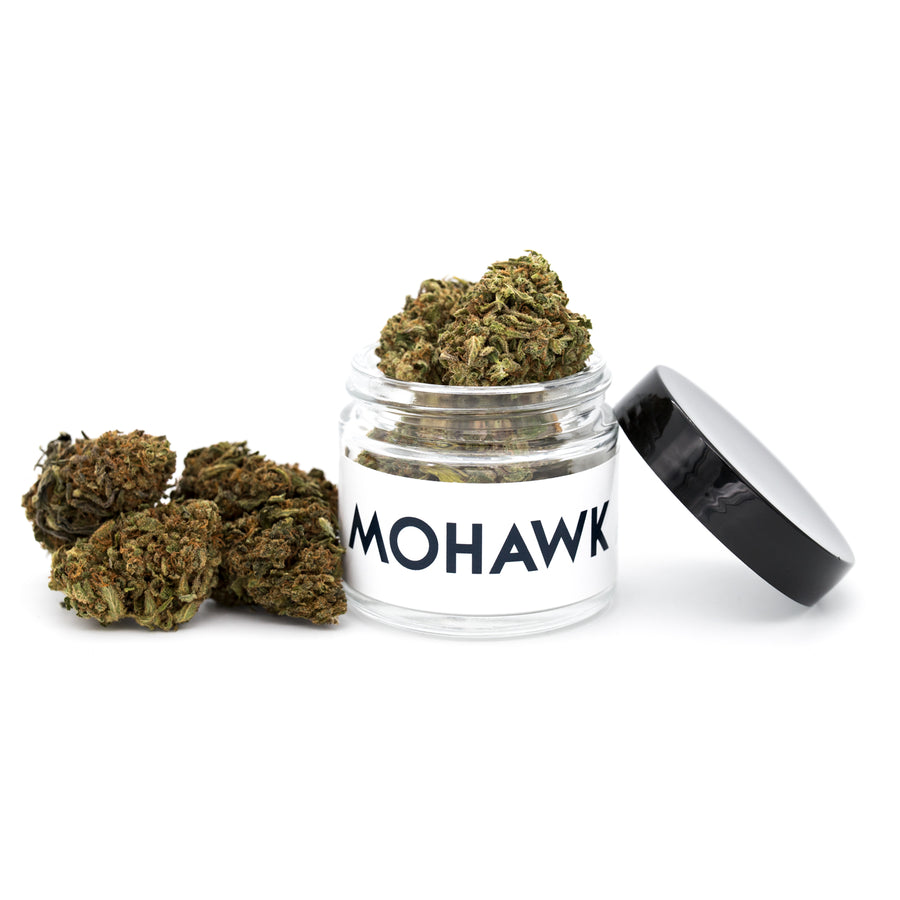 Mohawk Hemp - Sour Space Candy - Smokable Hemp Flower