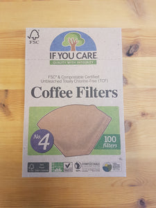 If you care  - kaffefilter 4x