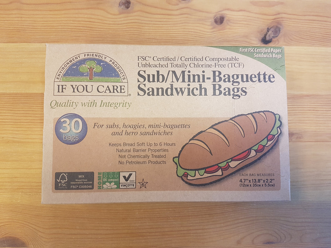 If you care  - sandwich-bag