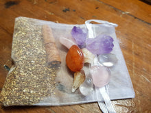 Load image into Gallery viewer, Mojo Bag - Mood Be Gone Bag - Little Gems Metaphysical Store