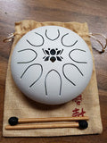 Chakra Healing Sound Drum  - 16cm Diameter - little-gems-metaphysical-store