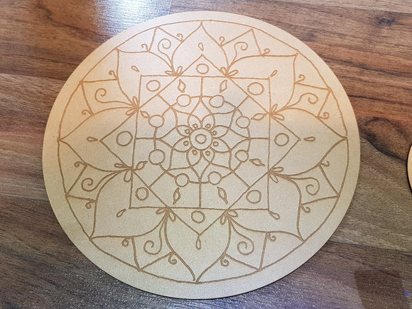 Mandala Grid Base + Baby Grid - little-gems-metaphysical-store