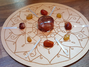 Mandala Grid + Baby Grid - Little Gems Metaphysical Store