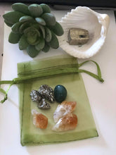 Load image into Gallery viewer, Abundance Ritual Mojo Bag - Little Gems Metaphysical Store