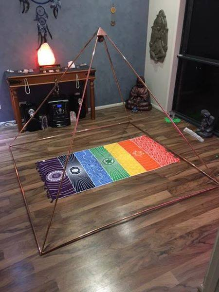 6-foot Pyramid - little-gems-metaphysical-store