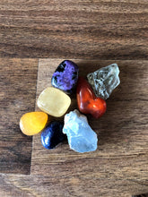 Load image into Gallery viewer, How to know if you have chakra imbalances kit - Little Gems Metaphysical Store
