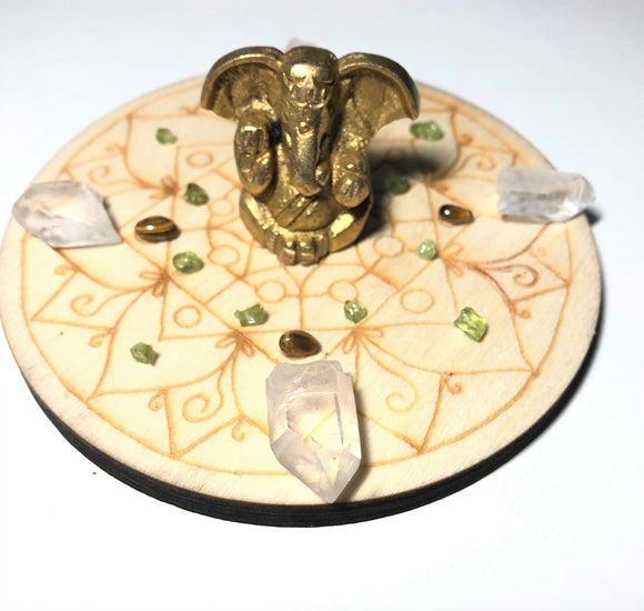 Removing Obstacles with Ganesha + free gift - Little Gems Metaphysical Store