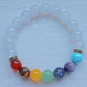 7 Chakra Bracelet - little-gems-metaphysical-store