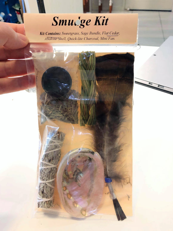 Smudge Kit - little-gems-metaphysical-store