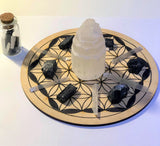 Protection Grid - Energetic Safeguard against Nasties + Gift - little-gems-metaphysical-store