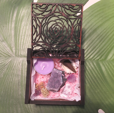 Box of Calm - Little Gems Metaphysical Store