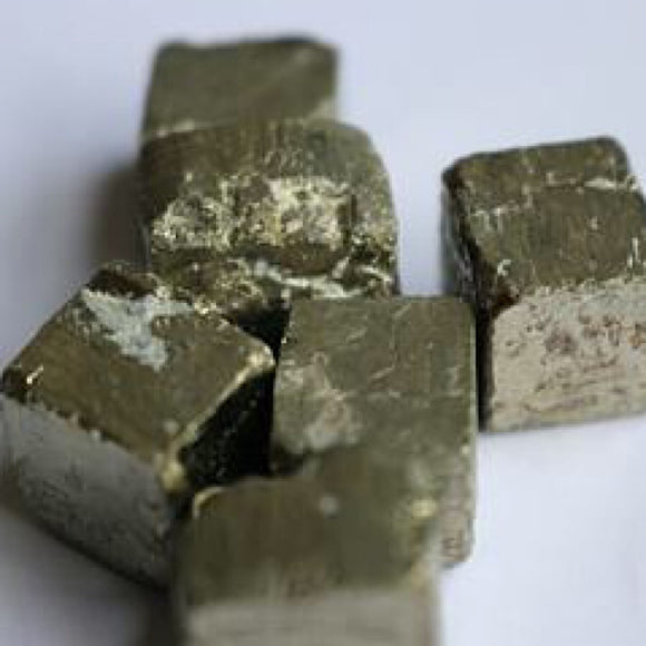 Pyrite Tumbled Stones - little-gems-metaphysical-store