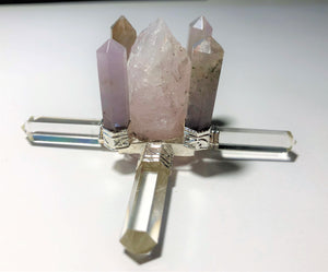 Rose Quartz Energy Generator - little-gems-metaphysical-store