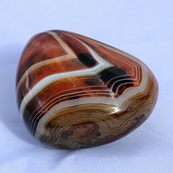 Madagascan Agate - Large Tumbled Stone - Little Gems Metaphysical Store