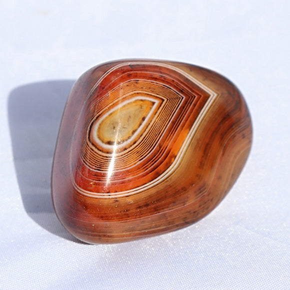 Madagascan Agate Tumbled Stone - little-gems-metaphysical-store