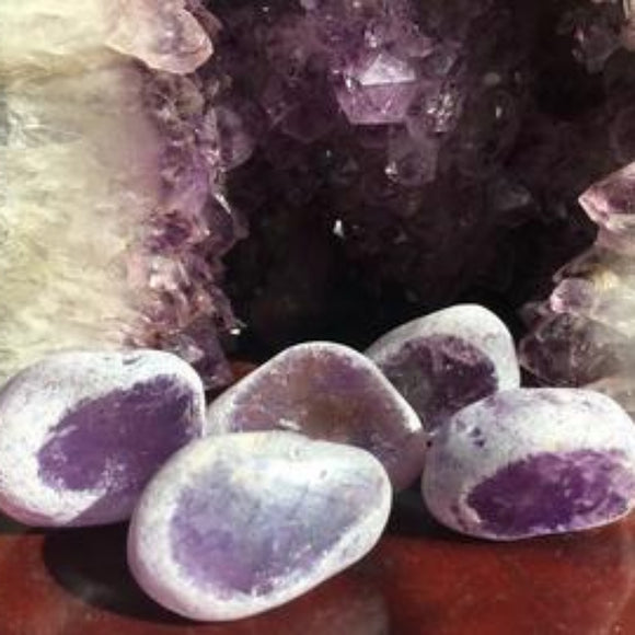 Amethyst Seer Stones - little-gems-metaphysical-store