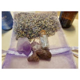 Mojo Bag - Peace In My Pocket Bag (Stress & Anxiety buster) - Little Gems Metaphysical Store