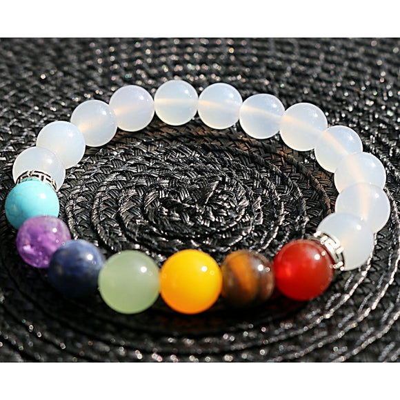 7 Chakra Bracelet - Little Gems Metaphysical Store