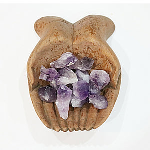Amethyst Natural Point - little-gems-metaphysical-store
