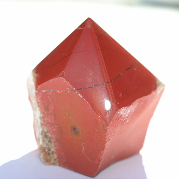Red Jasper Generator - Little Gems Metaphysical Store