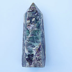 Rainbow Fluorite Generator - Little Gems Metaphysical Store