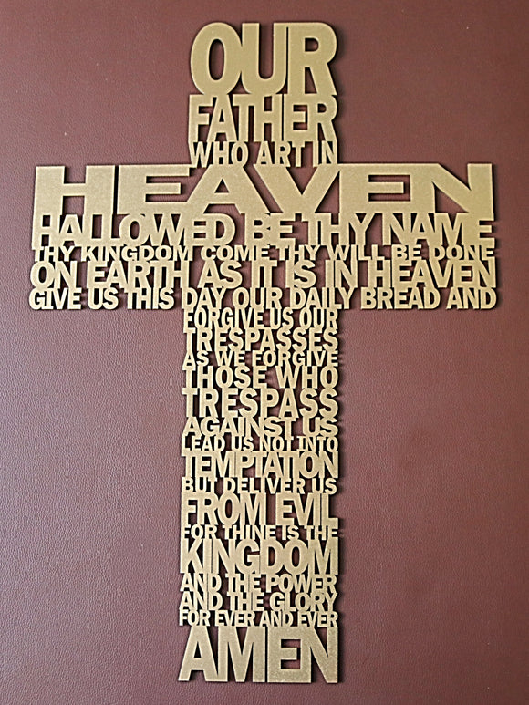 The Lord's Prayer - little-gems-metaphysical-store