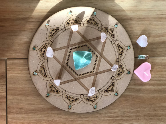 Heart Chakra Boost Kit + freebies - Little Gems Metaphysical Store