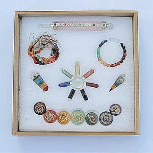Chakra Healing Kit - little-gems-metaphysical-store