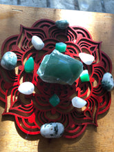 Load image into Gallery viewer, Planing & Manifesting Spring Equinox Crystal Grid Set - Little Gems Metaphysical Store